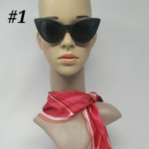 Vintage Inspired Fashion Cat Eye Glasses
